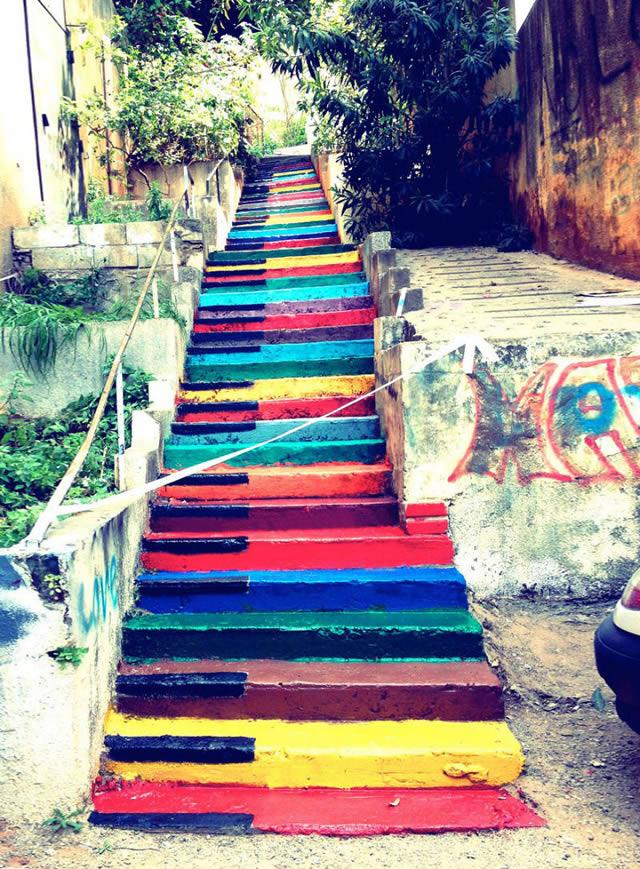 arte urbano escaleras (11)