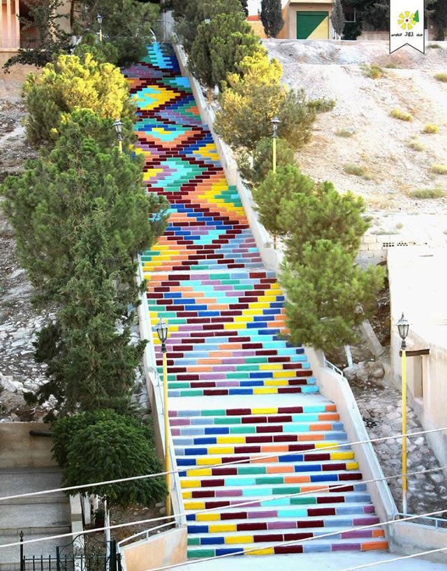 arte urbano escaleras (9)