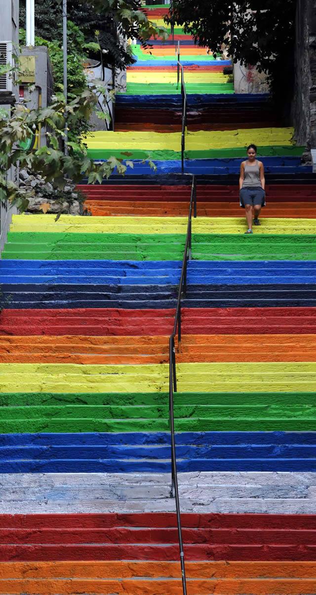 arte urbano escaleras (6)