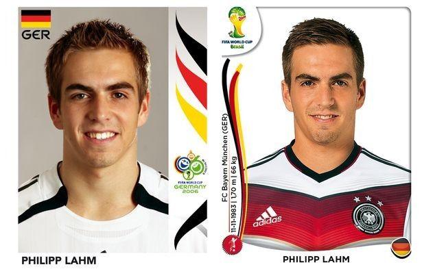 jugadores de la copa del mundo antes y despues (11)