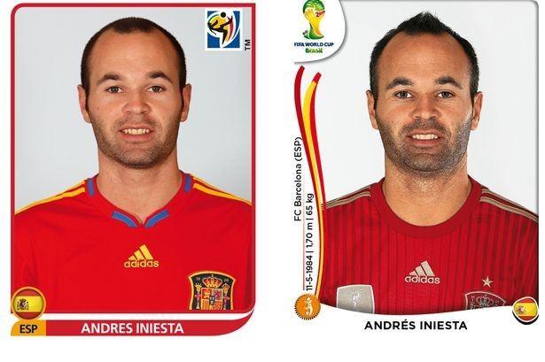 jugadores de la copa del mundo antes y despues (9)