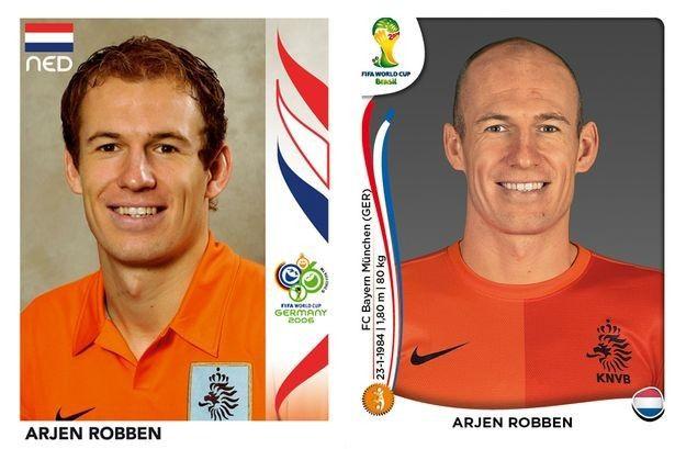 jugadores de la copa del mundo antes y despues (8)