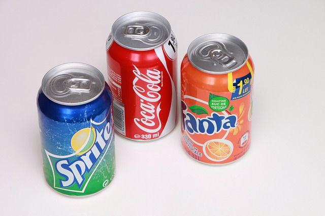 refresco latas