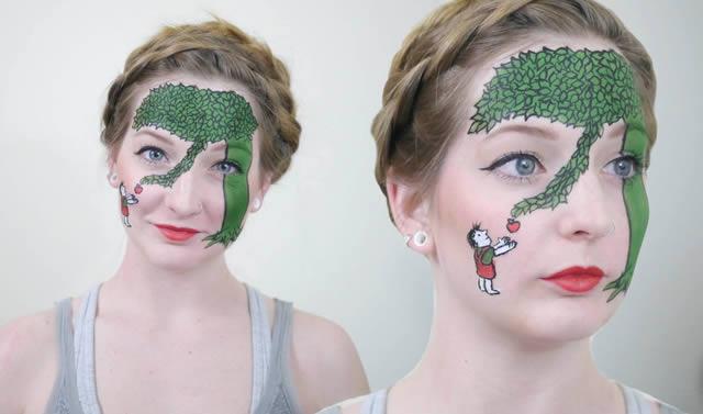Elsa Rhae maquillaje (7)