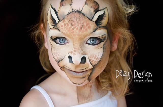 Maquillaje de Fantasia Daizy Design (2)