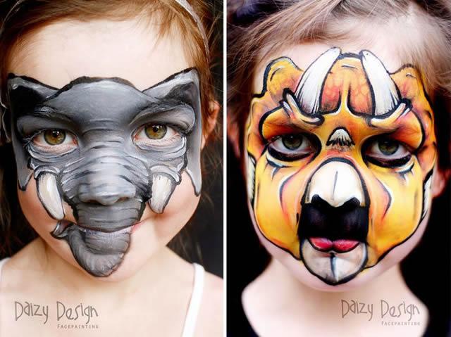 Maquillaje de Fantasia Daizy Design (20)
