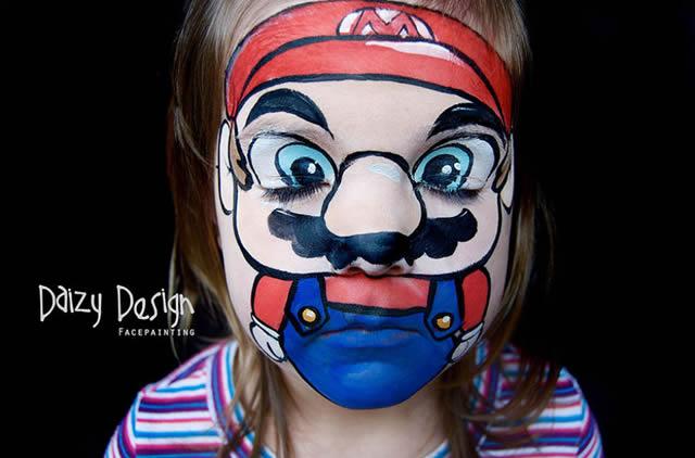 Maquillaje de Fantasia Daizy Design (19)
