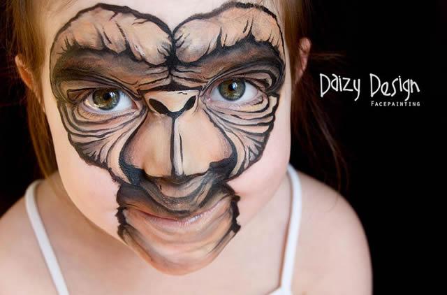 Maquillaje de Fantasia Daizy Design (18)