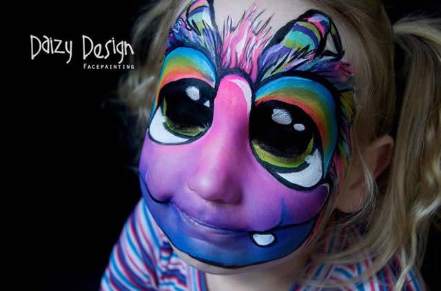Maquillaje de Fantasia Daizy Design (17)