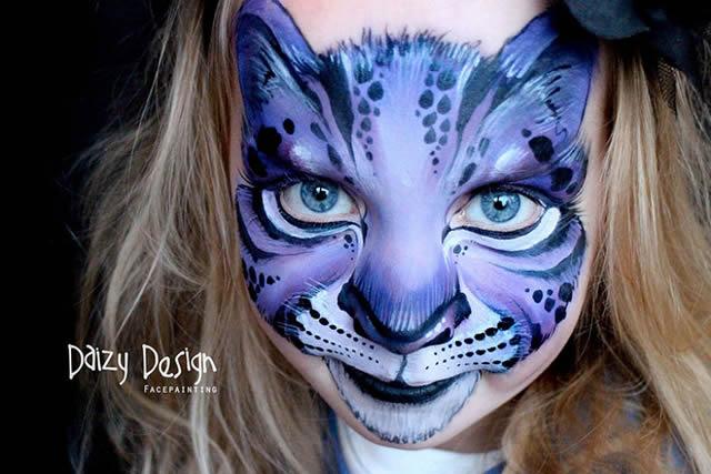 Maquillaje de Fantasia Daizy Design (14)
