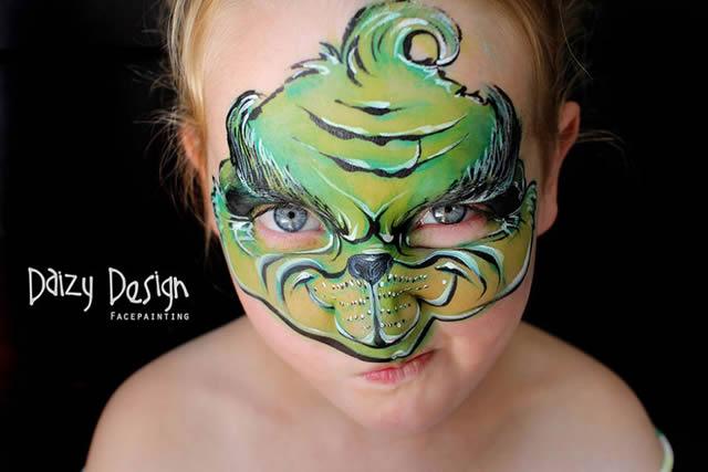 Maquillaje de Fantasia Daizy Design (13)