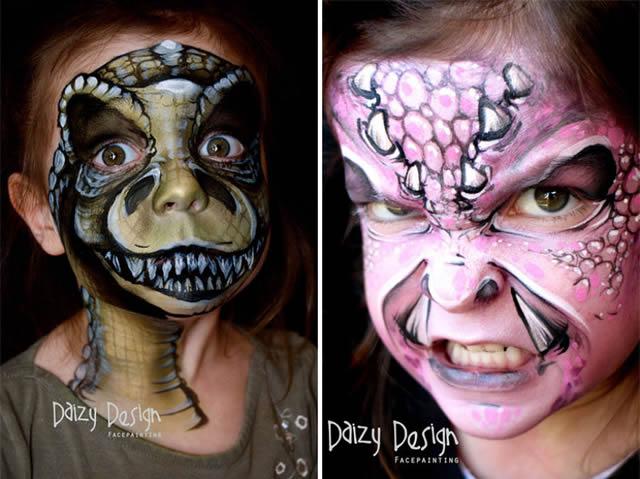 Maquillaje de Fantasia Daizy Design (12)