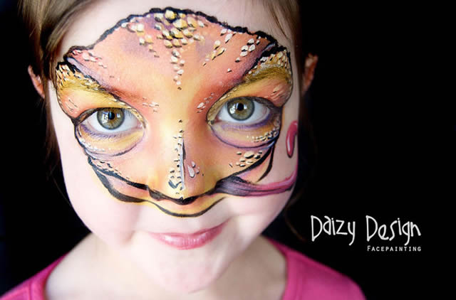 Maquillaje de Fantasia Daizy Design (10)