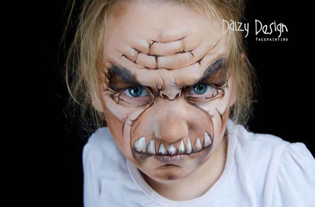Maquillaje de Fantasia Daizy Design (9)