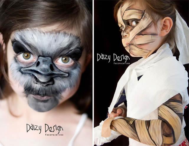 Maquillaje de Fantasia Daizy Design (8)