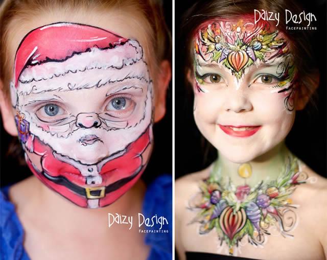 Maquillaje de Fantasia Daizy Design (5)