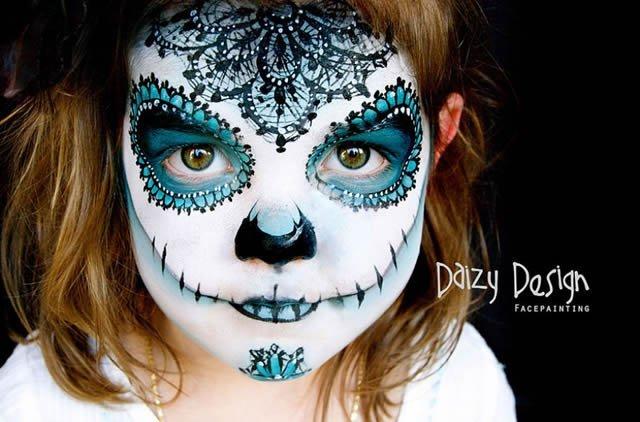 Artista en Nueva Zelanda maquilla criaturas fantásticas en el ...