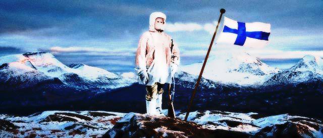 Simo Häyhä Finlandia