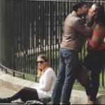 Violencia Doméstica: ¿Cómo reaccionan los transeúntes en un lugar público?