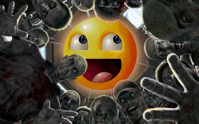 zombis smile