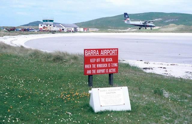 Aeropuerto de Barra