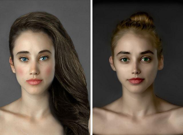 Esther Honig Before & After fotografía (5)