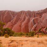 Las maravillosas Cascadas en Uluru