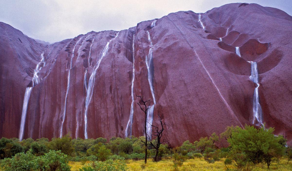 Maravilla Natural: Cascadas Uluru 02
