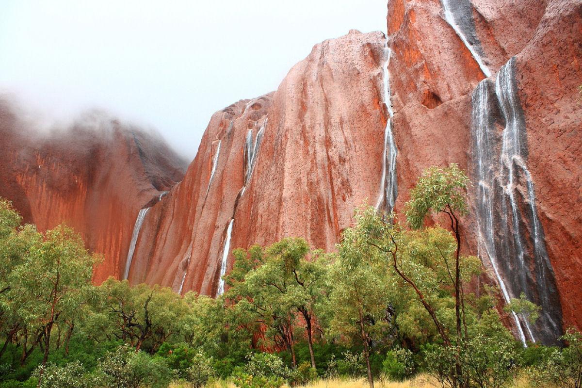 Maravilla Natural: Cascadas Uluru 05