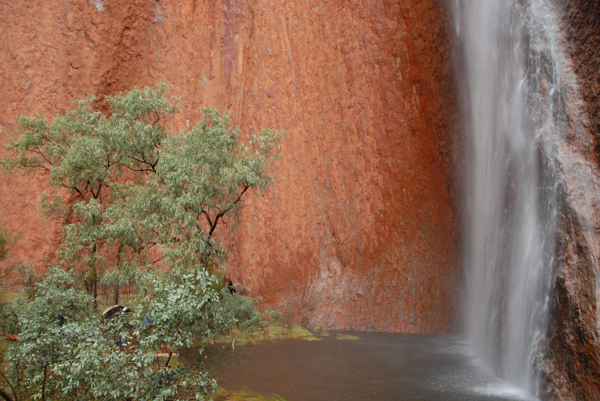 Maravilla Natural: Cascadas Uluru 10