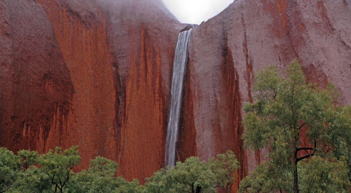 Maravilla Natural: Cascadas Uluru 11