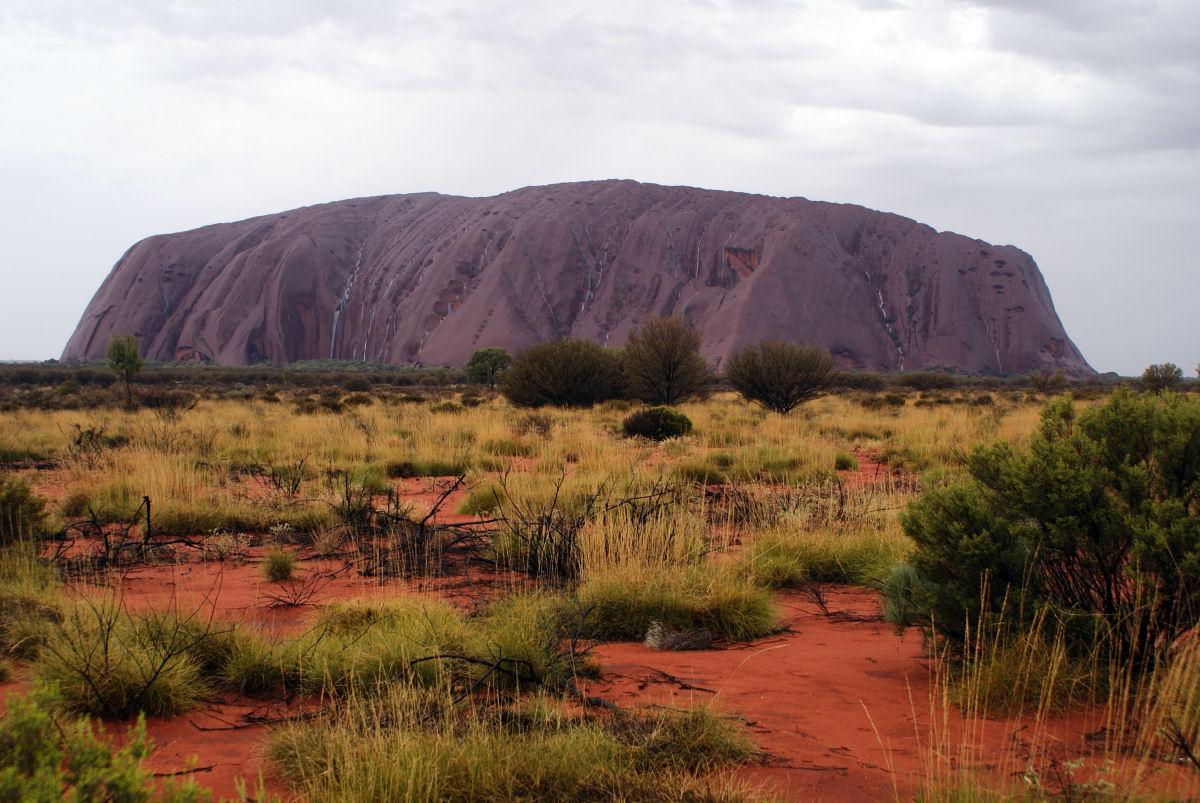 Maravilla Natural: Cascadas Uluru 13