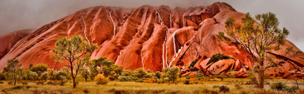 Maravilla Natural: Cascadas Uluru 14