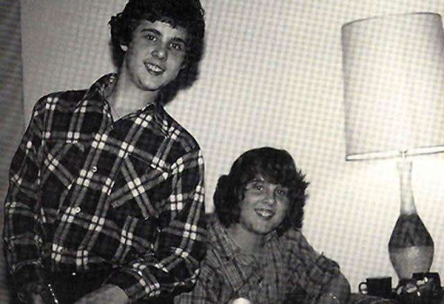 Brian y David Reimer