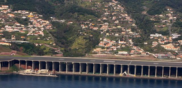Aeropuerto Internacional de Madeira