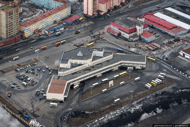 Norilsk ciudad minera Rusia (19)