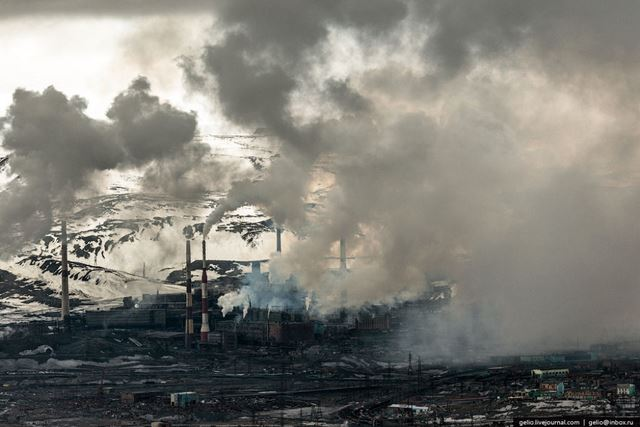 Norilsk ciudad minera Rusia (18)