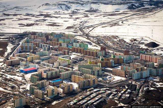 Norilsk ciudad minera Rusia (17)