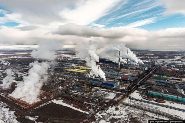Norilsk ciudad minera Rusia (16)