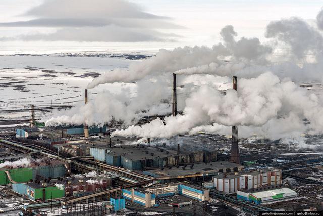 Norilsk ciudad minera Rusia (15)