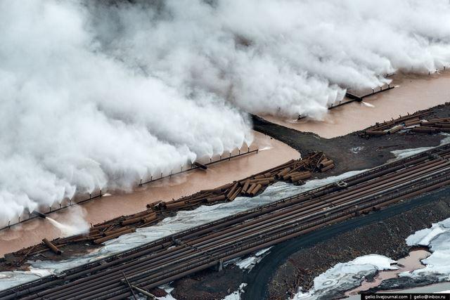 Norilsk ciudad minera Rusia (13)