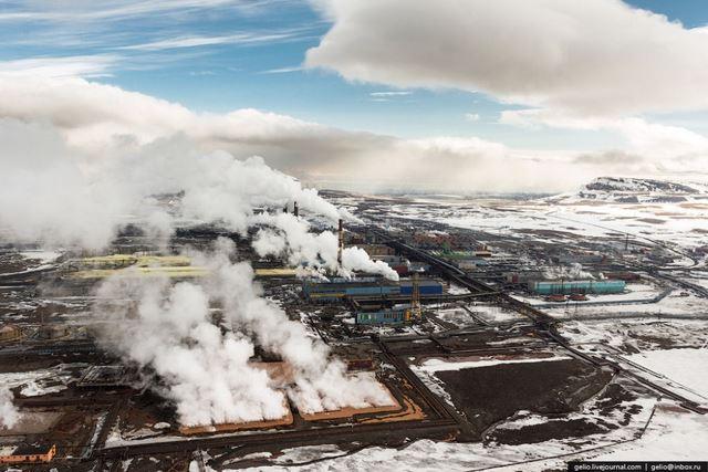 Norilsk ciudad minera Rusia (12)