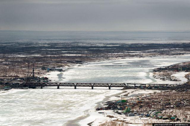 Norilsk ciudad minera Rusia (10)