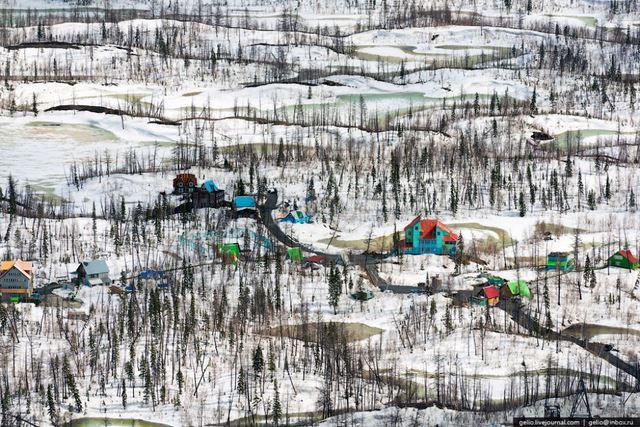Norilsk ciudad minera Rusia (9)