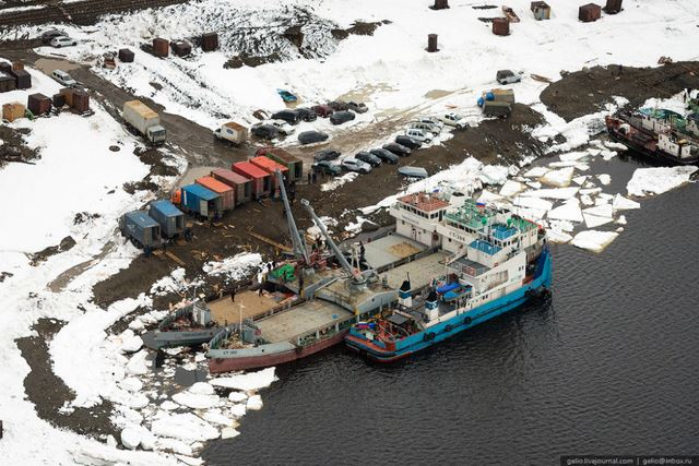 Norilsk ciudad minera Rusia (7)