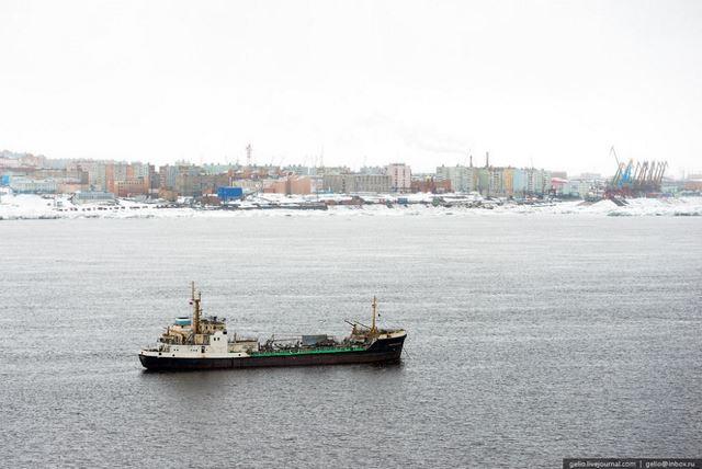 Norilsk ciudad minera Rusia (6)
