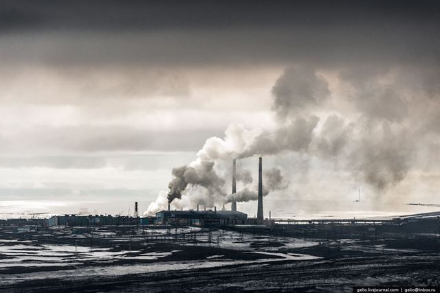 Norilsk ciudad minera Rusia (5)