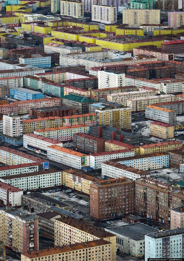 Norilsk ciudad minera Rusia (25)