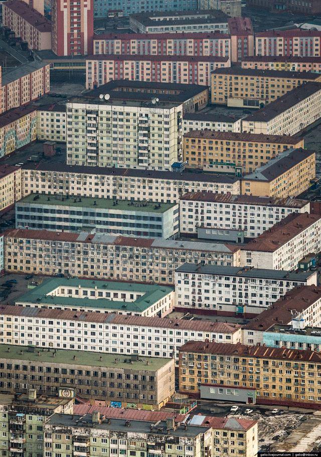 Norilsk ciudad minera Rusia (24)