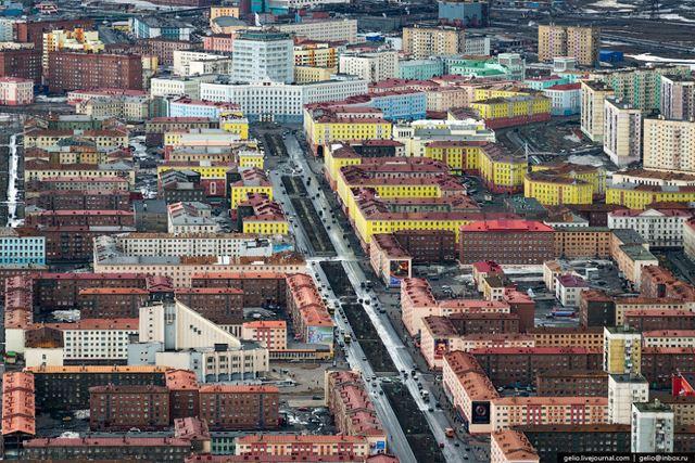 Norilsk ciudad minera Rusia (23)